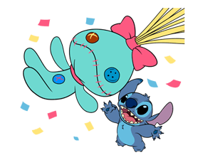 Stitch & Scrump Stickers 20