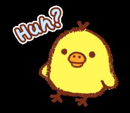 Rilakkuma ~ Kiiroitori Diary ~ Stickers 20