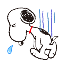 SNOOPY Stickers 20