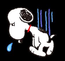 Snoopy Наклейки 20