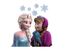 Frozen Stickers 20