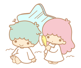 Little Twin Stars Stickers 20