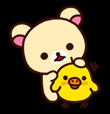 松弛熊&Kiiroitori贴纸 20