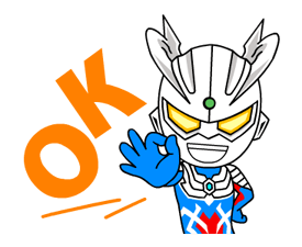 ULTRAMAN Stickers 20