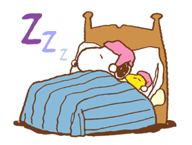 SNOOPY & Woodstock Stickers 21