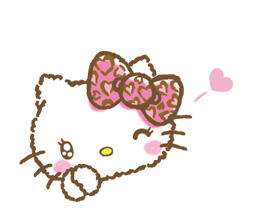 Hello Kitty: Adorable Stickers 20