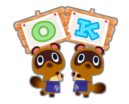 Animal Crossing Stickers 20