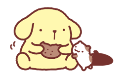 Pompompurin Stickers 2 24