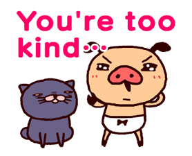 qUẦN PANPAKA 5: Talking ông. Quần nhảy Stickers 21