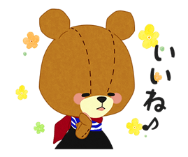 TINY☆TWIN☆BEARS Stickers 21