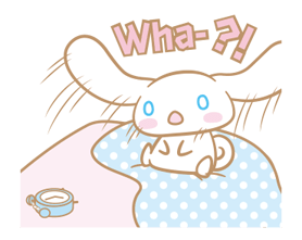 Cinnamoroll: Goodness Stickers 21