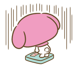 My Melody: Sweet as Can Be! Stickers 2 21