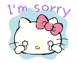 Hello Kitty's Daily Cuteness Stickers 21
