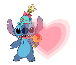 Stitch & Scrump Stickers 21