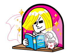 LINE Characters: Burning Emotion Stickers 21