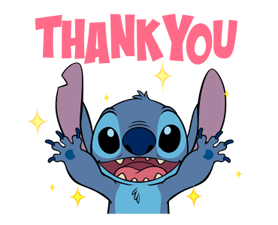 Stitch Stickers 2