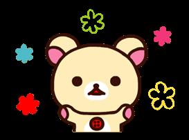 松弛熊&Kiiroitori贴纸 21