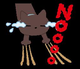Kutsushita Nyanko: What a Meowthful Stickers 21