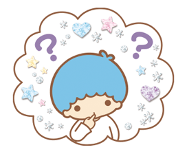 Little Twin Stars: Twinkly Stickers 21