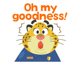 Zootopia Stickers 7
