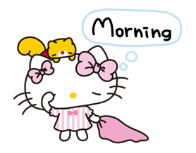 Hello Kitty: Simple and Sweet Stickres 22
