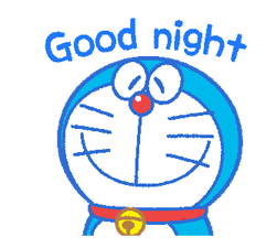 Doraemon's Everyday Expressions Stickers 22