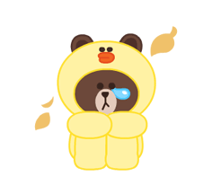 LINE Characters: Pastel Cuties Stickers 22