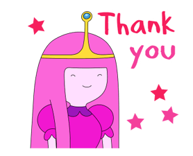 Moving Adventure Time 2 Stickers 22