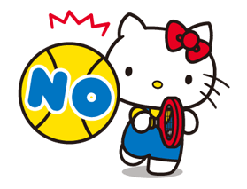 Hello Kitty 2 Nhãn 22