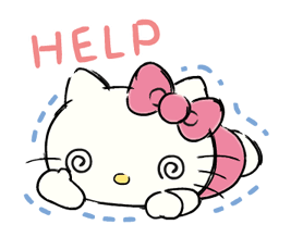 Hello Kitty's Daily Cuteness Stickers 22