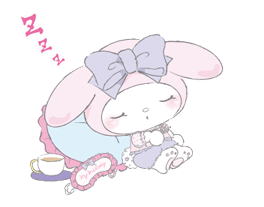 LARME x My Melody Stickers 22