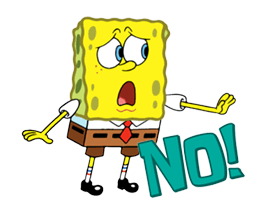 SpongeBob SquarePants Stickers 22