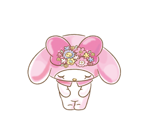 My Melody: Too Cute for You! Stickers 22