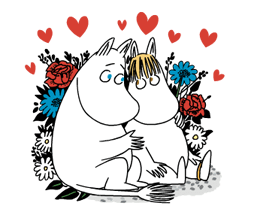 Moomin Stickers 2 22