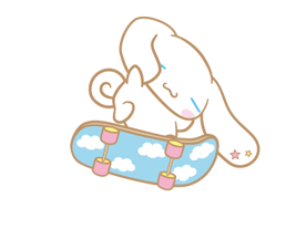 Cinnamoroll: Stickers Goodness 24