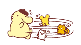 Pompompurin Stickers 2 23