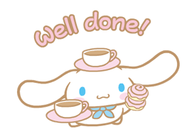 Cinnamoroll: Stickers Goodness 23
