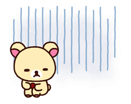 Rilakkuma: Freshly Baked Fun Stickers 23