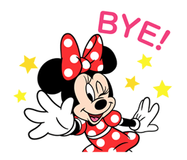 Minnie mouse: Happy Days Stickers 23