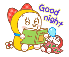 Doraemon & Dorami Stickers 23