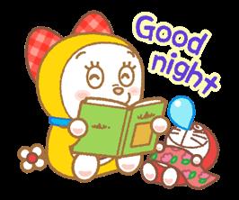 Doraemon & Dorami స్టికర్లు 23