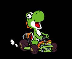 Mario Kart Stickers 23