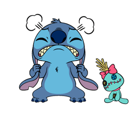 Stitch Stickers 2 23