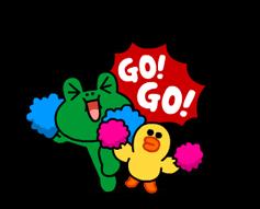 Go Go Tomboy Sally! stickers 23