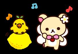 松弛熊&Kiiroitori贴纸 23
