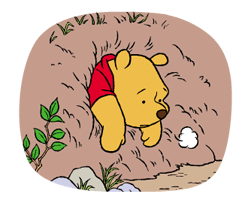 Winnie The Pooh Stickers 2 23