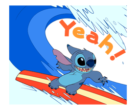 Stitch Stickers 3 23