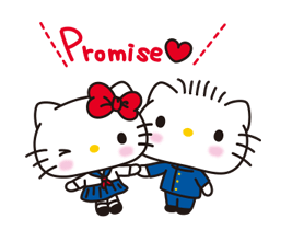 Hello Kitty: Simple and Sweet Stickres 23