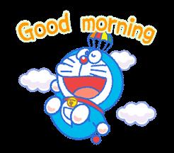 Doraemon & Dorami klistremerker 24