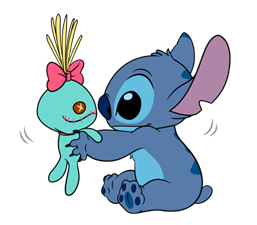 Stitch & Scrump Stickers 24